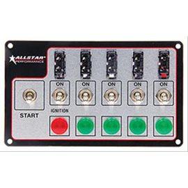 Allstar Performance Standard Ignition Switch Panels