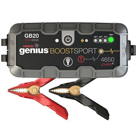 Démarreur de batterie et bloc d'alimentation NOCO Genius Boost