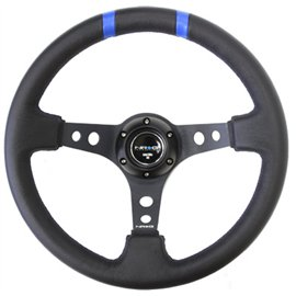 "NRG - 350mm Sport steering wheel (3"" Deep)"