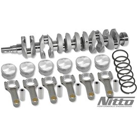 NITTO - RB26 STROKER KIT (I-BEAM RODS)