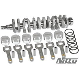 NITTO - RB30 DOHC 3.2L STROKER KIT (I-BEAM RODS)