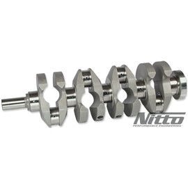 NITTO - EJ20 BILLET CRANKSHAFT 2.2L 79.0MM LONG STROKE