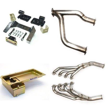ISR Performance - Kit Essentiel pour LS Swap dans 240sx (S13 ou S14)