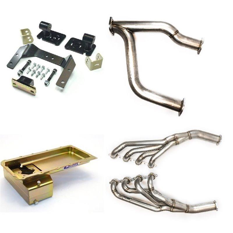 ISR Performance - 240sx (S13 or S14) LS Swap Essential Kit