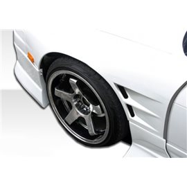 Duraflex Overfender Avant 40mm pour Nissan 180SX/240SX 89-94