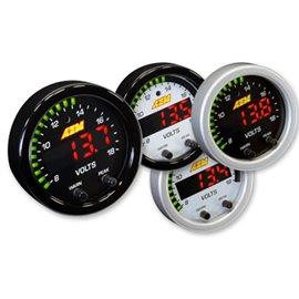 Jauge de voltage AEM X-Series 8-18V