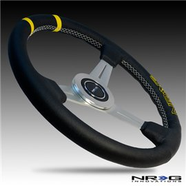 "NRG - 360mm ""bumble Bee"" Sport Steering Wheel"