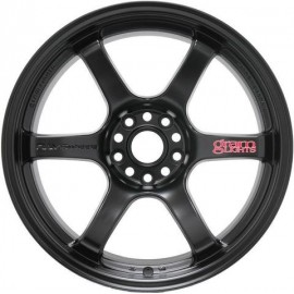 Gram Lights 57DR 15X8.0 +35 / 5x114.3 / Noir / Set de 4