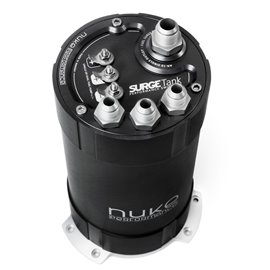 Nuke Performance - 2G Fuel Surge Tank 3l for two internal fuel pumps