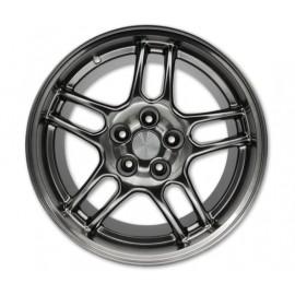 SQUARE Wheels - G33 Model ( Hyper Black )