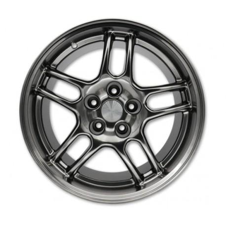 Roue SQUARE - Modèle G33 ( Couleur Hyper Black )