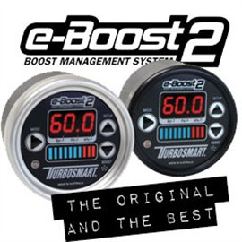 TurboSmart E-Boost2 60mm
