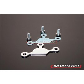 Circuit Sports - NISSAN KA24DE EGR BLOCK OFF PLATE KIT