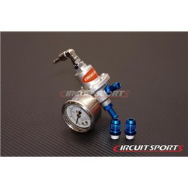 Circuit Sports - Régulateur de pression de carburant universel ajustable V.2.5