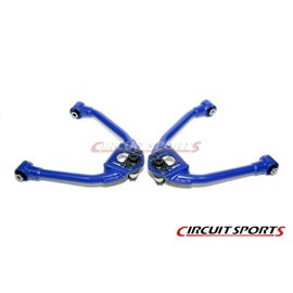 Circuit Sports - NISSAN Z33 ADJUSTABLE FRONT UPPER CONTROL ARMS