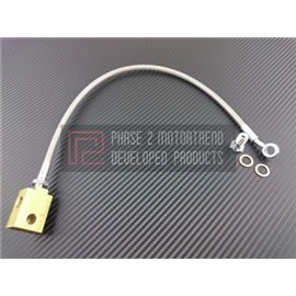 P2M - HONDA S2000 AP2 STEEL BRAIDED CLUTCH LINE