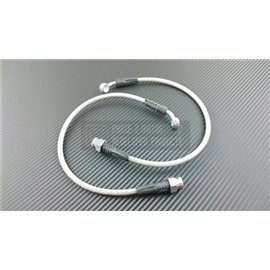 P2M - HYUNDAI GENESIS COUPE STEEL BRAIDED REAR BRAKE LINES