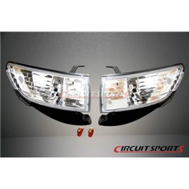 Circuit Sports - NISSAN S13 SILVIA CRYSTAL FRONT HEADLIGHT CORNER LAMP