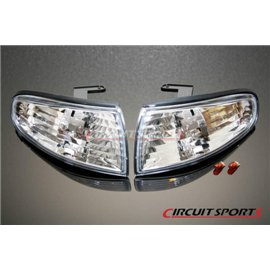 Circuit Sports - NISSAN S14 SILVIA ZENKI FRONT HEADLIGHT CORNER LAMP