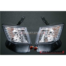 Circuit Sports - NISSAN S14 SILVIA KOUKI FRONT HEADLIGHT CORNER LAMP