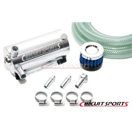 Circuit Sports - 250CC OIL CATCH TANK WITH BREATHER FILTER