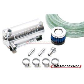 Circuit Sports - Réservoir de récupération des vapeurs d'huile 250CC