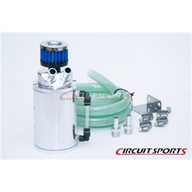 Circuit Sports - 480CC OIL CATCH TANK WITH BREATHER FILTER