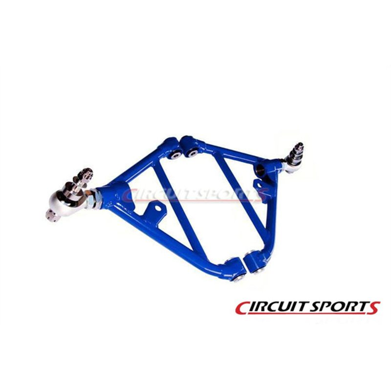 Circuit Sports - NISSAN S13 ADJUSTABLE REAR LOWER CONTROL ARMS - Elegant  Drift Shop