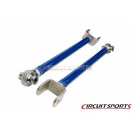 Circuit Sports - NISSAN Z33 350Z/G35 REAR TOE LINKS (SPRING BUCKET DELETE)