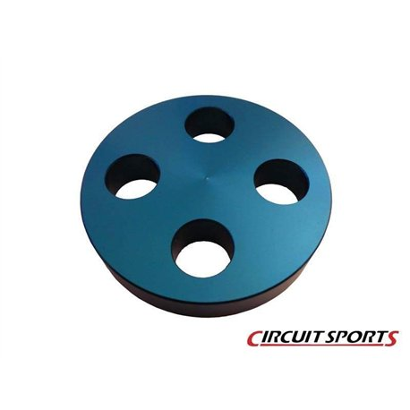 Circuit Sports - NISSAN S13 ALUMINUM STEERING LINKAGE SPACER