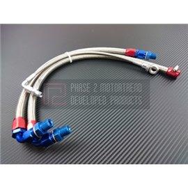 P2M - NISSAN S13 SR20DET 3PCS TURBO LINES