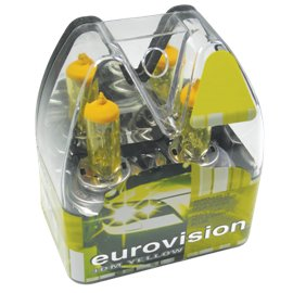 Eurovision JDM Yellow Bulb 3300k