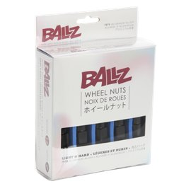Ballz wheel nuts (20/pk)