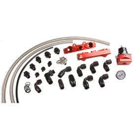 Aeromotive Subaru Wrx STI 04-06 2.5L Side Fuel Rail KIT