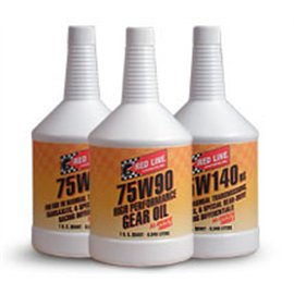 Redline Gear Oil