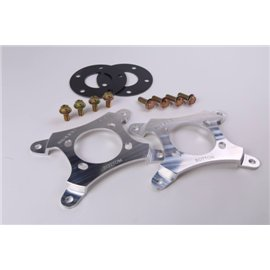 Innovative Genesis Coupe Dual Caliper Bracket Kit