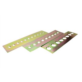 ISR Performance Universal Steel Dimple Plates
