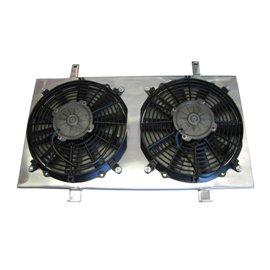 ISR Performance Radiator Fan Shroud Kit - Nissan S13