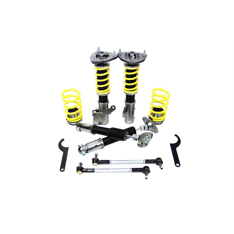 isr performance coilovers hr s u00e9rie pro - hyundai genesis coupe 10