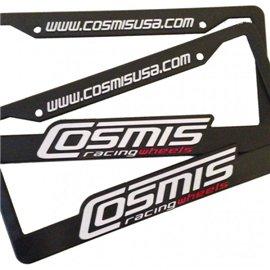 Cosmis Racing License Plate Frame