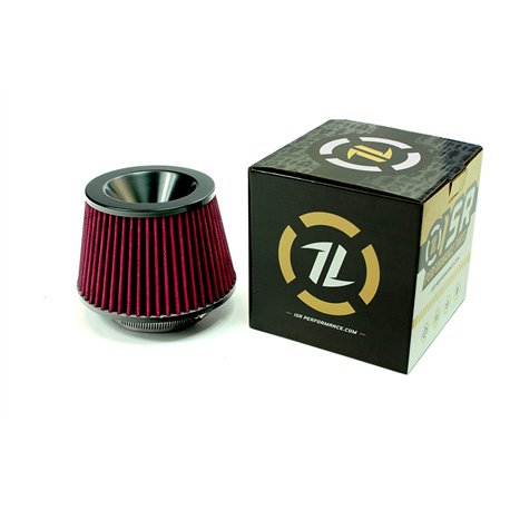 """ISR Performance 3"""" Universal Cone Filter - Shorty - 3 5/8"""" Tall"""
