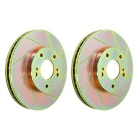Brembo High Performance Slotted Rotors Front Z32 30MM