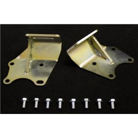 Xcessive S-Chassis To JZ Motor Mount Brakets