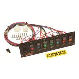 Painless Panneau de Commutateur de tableau de bord 8 Interrupteurs