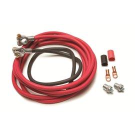 Painless Kit de câble de Batterie 16' Rouge 3' Noir