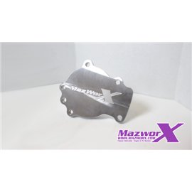 Mazworx SR20 Water Pump Block-off Plate