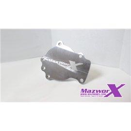 Mazworx SR20 Plaque de blocage de pompe à eau
