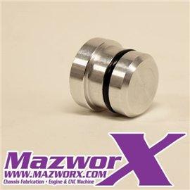 Mazworx SR20 Block Rear Breather Plug