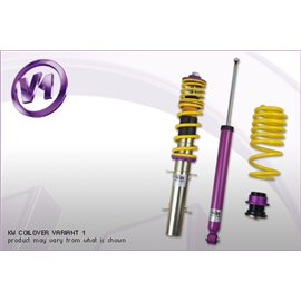 KW Variant 1 Coilovers BMW E46