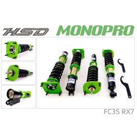 HSD Coilovers Monopro Mazda 3 03-09